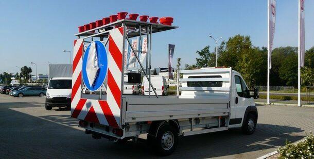 Dla służb autostradowych, komunalnych, drogowych