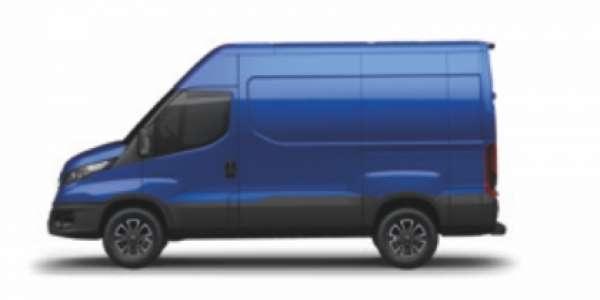 furgon van Iveco